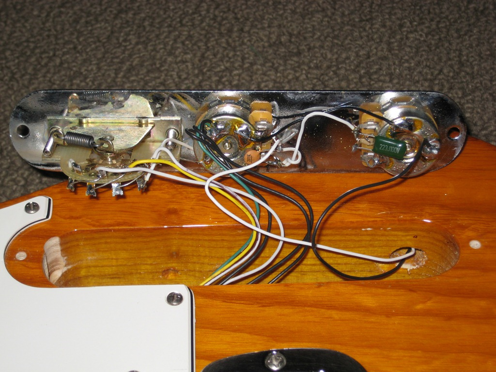 What the Bleedin' Treble! – Planet Z G Amp L Asat Special Wiring Diagram on