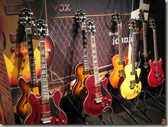 New Vox Guitars