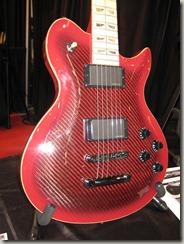 Bulletproof Guitars - Kevlar Soundboard