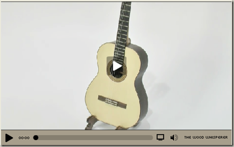 Birth of a Guitar, part 3