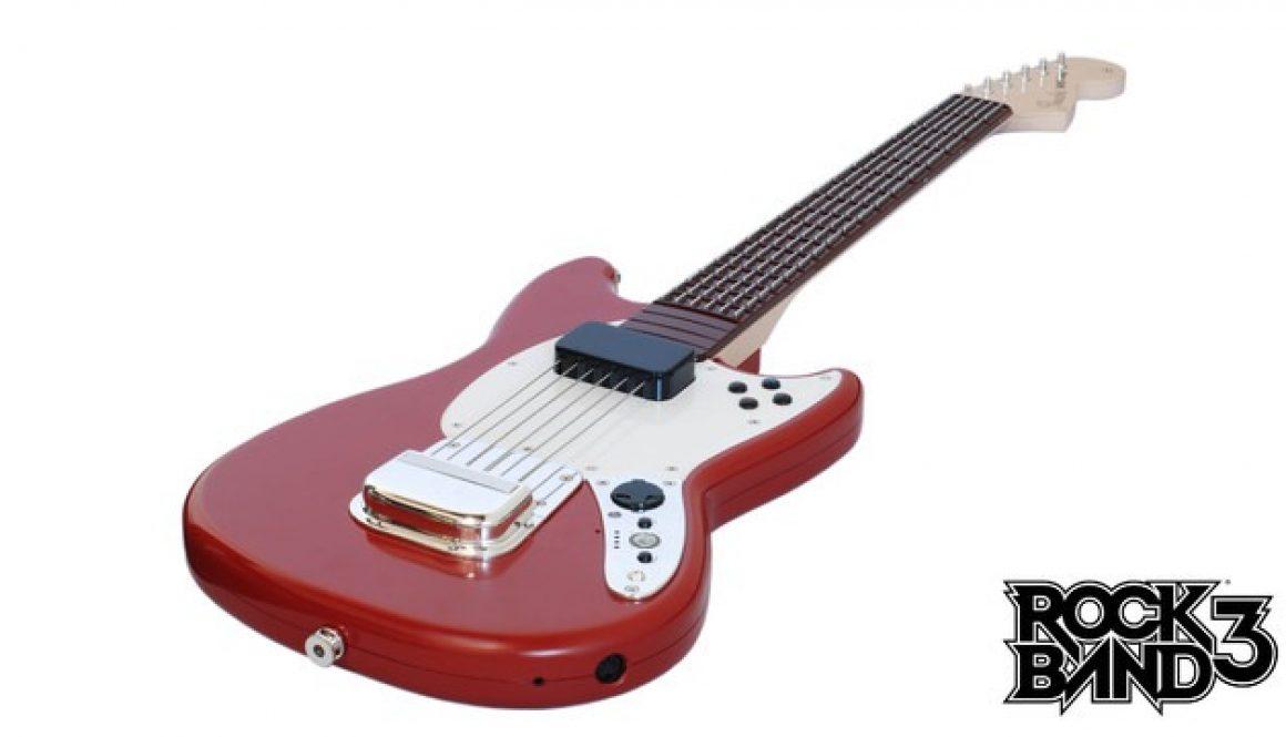 Rock Band 3 Guitar