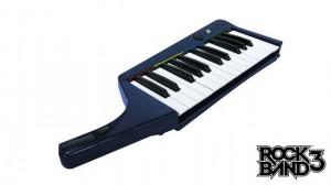 Rock Band 3 Keyboard