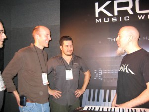 Me, Rich Formidoni and Jordan Rudess