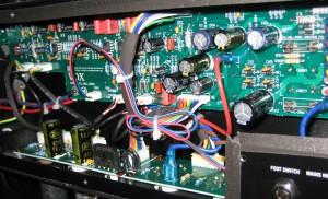 Vox AC15C1 PCB