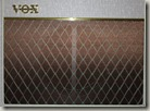 Vox AC15HW1 high frequency diffuser