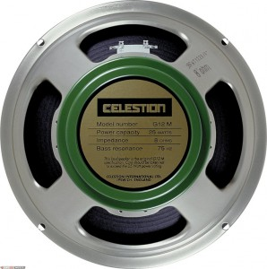 Celestion Greenback G12M