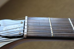 Ktone Travel Guitar- Milling marks and dents