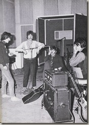 Beatles In Studio with Vox UL730