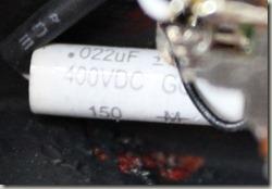 Mallory 150 Series .022uF tone cap