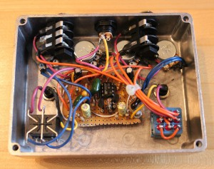 Speed Racer Overdrive Internals