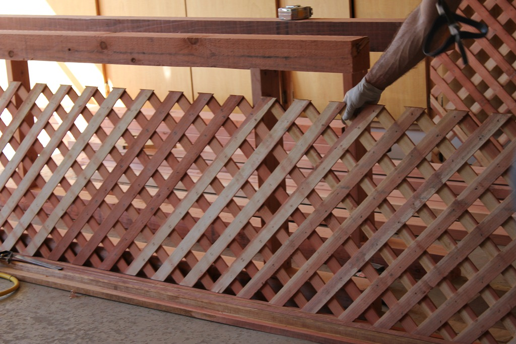 Diy Lattice Panels