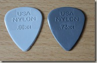 Dunlop .60mm vs .73mm pick