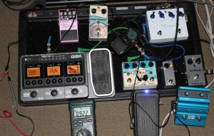 Pedal Board Mid-2013
