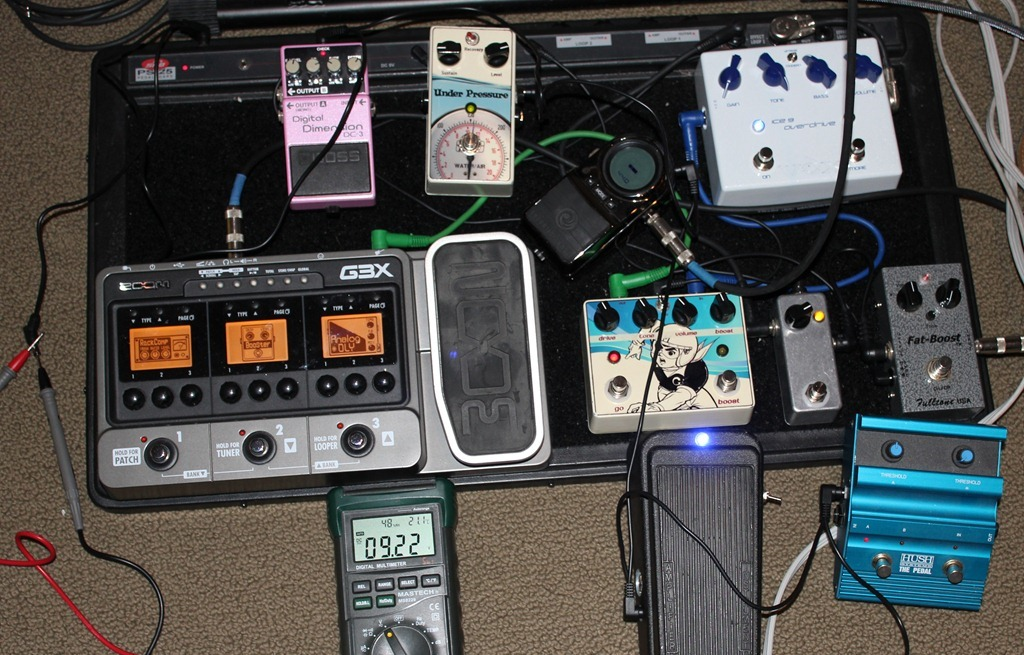 Fabulous Pedaltrain Inspired Diy Pedal Board Planet Z Wiring Digital Resources Cettecompassionincorg