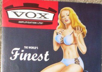 VOX 2000 Retro Catalog
