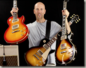 Three Les Pauls