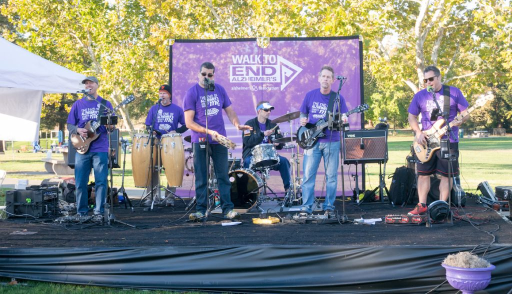 Drop Daddies Walk to End Alzheimers 2016