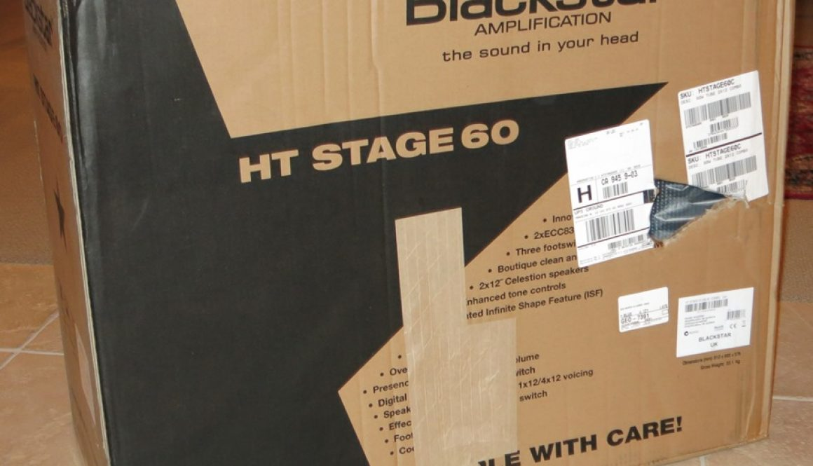 New Blackstar HT Stage 60 in Box