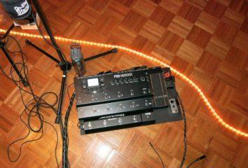 New HD500X Pedal Board