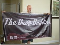 The Drop Daddies Banner
