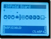 Pedal Board template with FX Loop