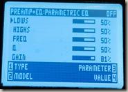 Parametric EQ Settings for Cleanish Boost
