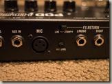 Rear Panel Switch Settings