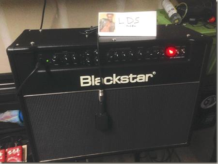 Blackstar LDS model