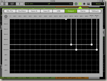 DL32R Output Routing For Monitor