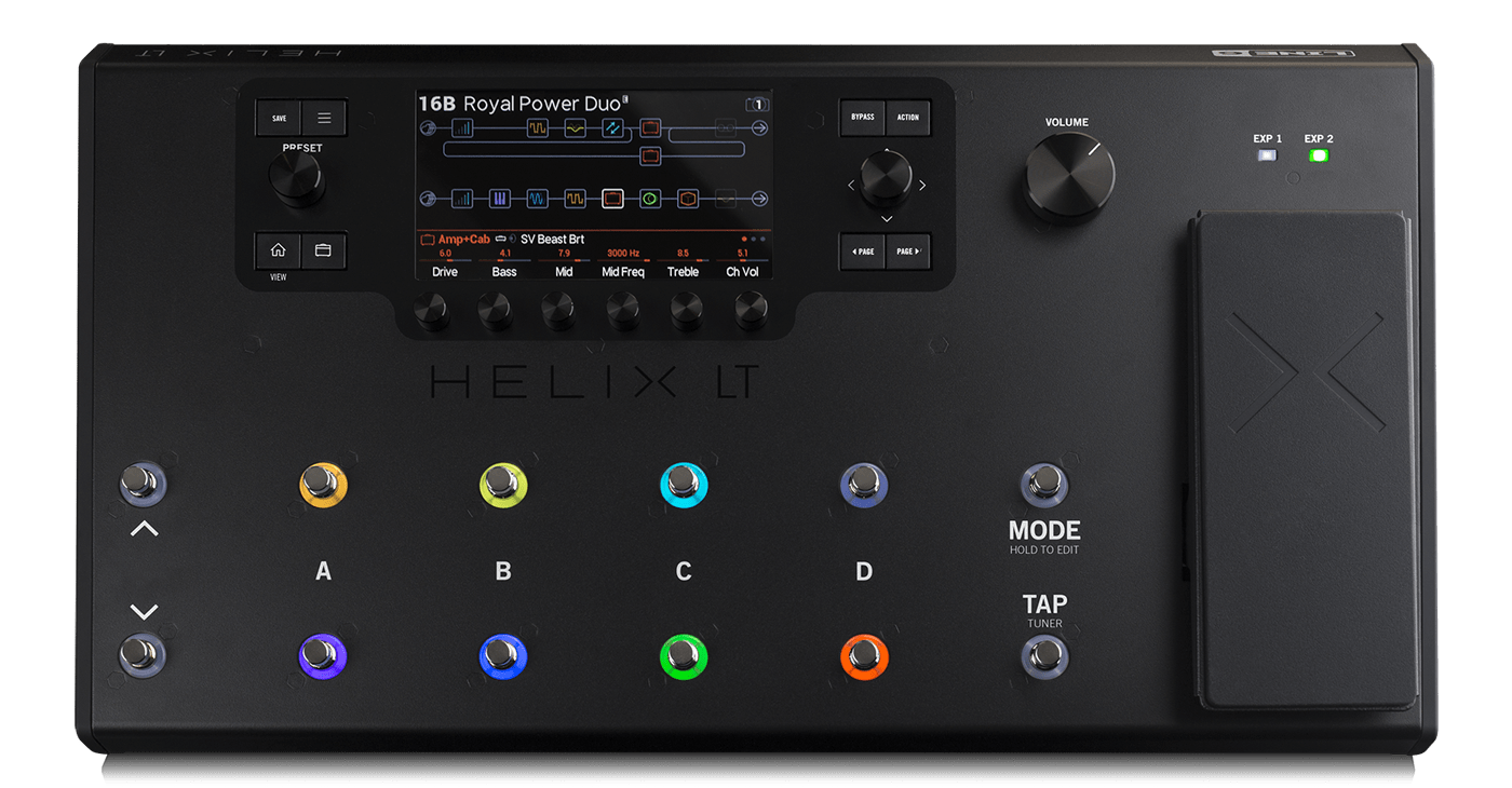 New Helix LT Announced