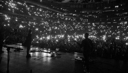 John Mayer at Madison Square Garden