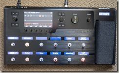 Line 6 Helix Has Landed