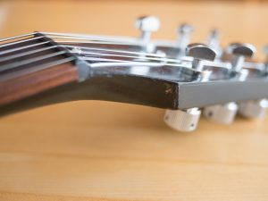 SG Headstock Damage