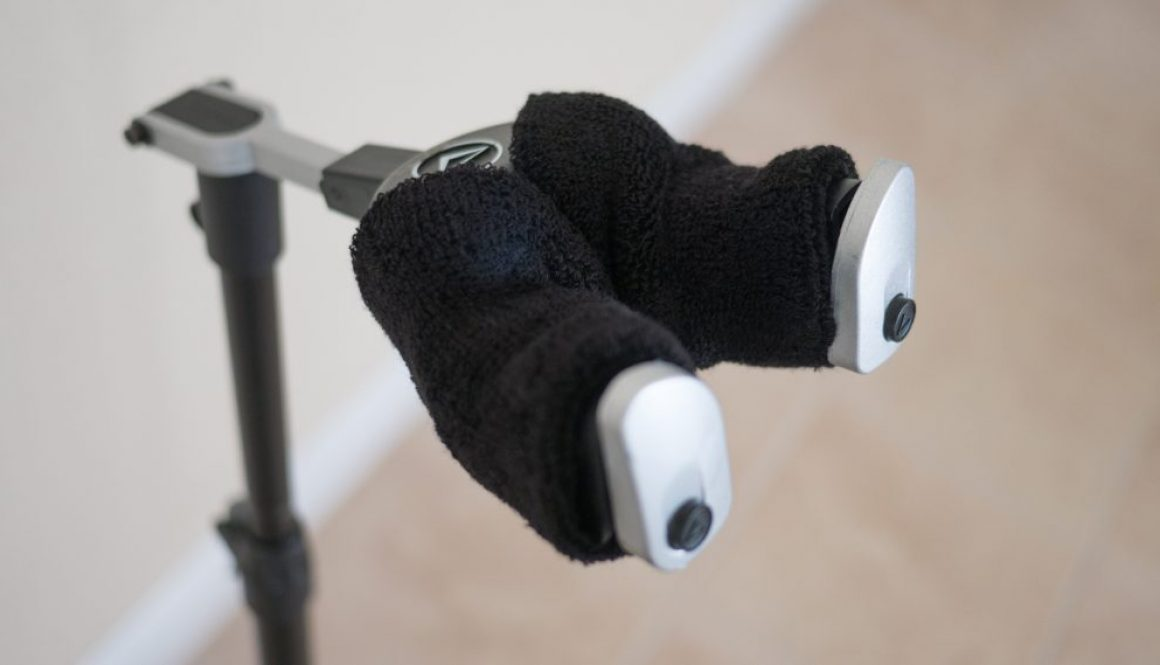 Wrist Bands for Guitar Stand
