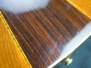 Takamine Acoustic Scratches
