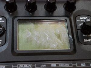 Polishing Hd500x Screen