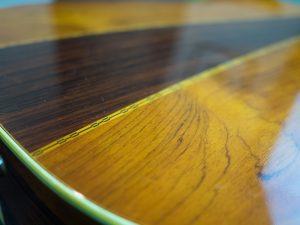 Takamine Acoustic Back After Polishing 2