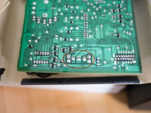 Circuit Board Sw612
