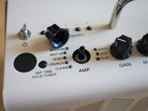 Removing Amp Knob