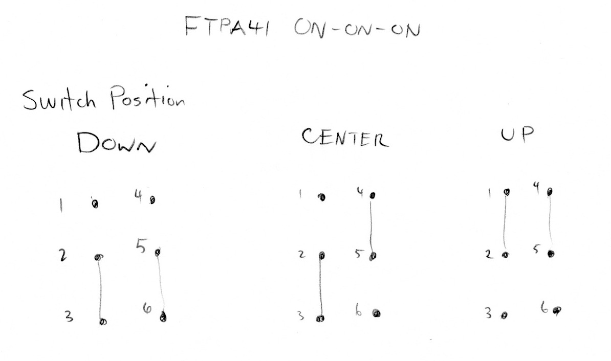 Wiring An On Switch Planet Z Killswitch Pedal Diagram Ftpa41 Connection Chart