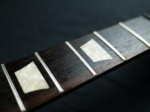 Silver Solder Paste Repairs Guitar Fret